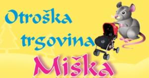 Otroška trgovina Miška AMATIM Miloš Drnovšek s.p.